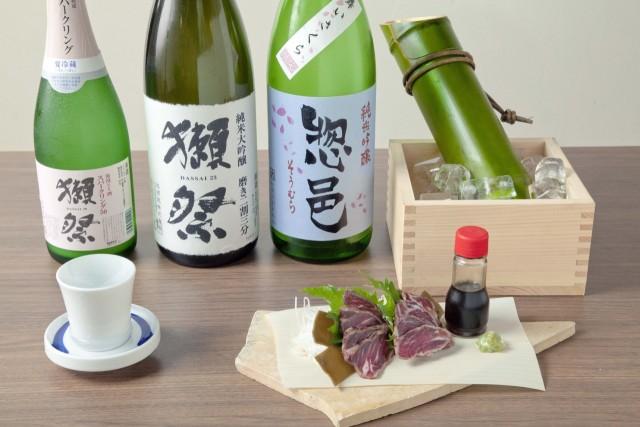 泡盛各種はもちろん、独自のルートで入手する日本酒は、珍しい&入手困難のお酒まで揃えております